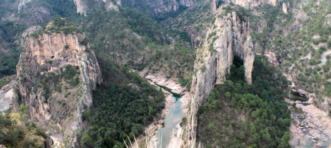 Canyons of Copper Canyon Mexico, a quick guide